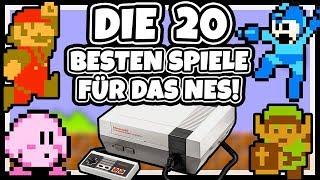 🎮 Die 20 BESTEN SPIELE für das NES! 🎮