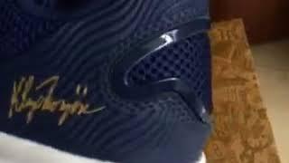 e3127f50d1bbc Klay Thompsons Cool Footwear - Keshowazo