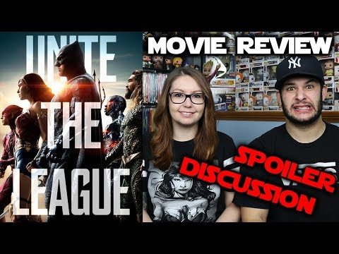 Justice League - Movie Review//Spoiler Discussion!