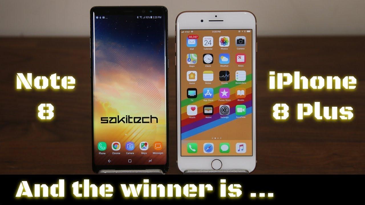 iphone 8 vs iphone 8 plus opiniones
