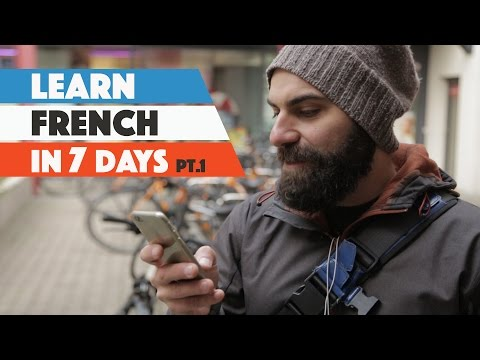 3 Average Guys Attempt To Learn French In A Working Week | Part 1