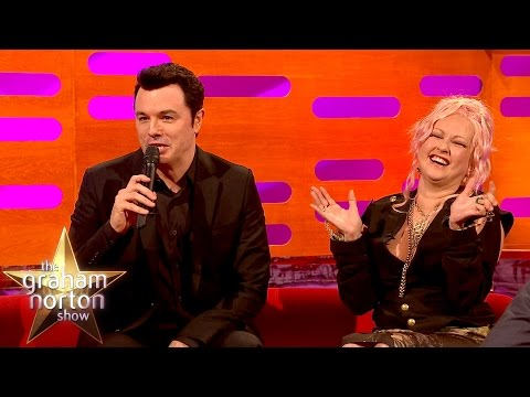 Thumbnail: Seth MacFarlane Sings Cyndi Lauper's Greatest Hits As Stewie and Peter Griffin