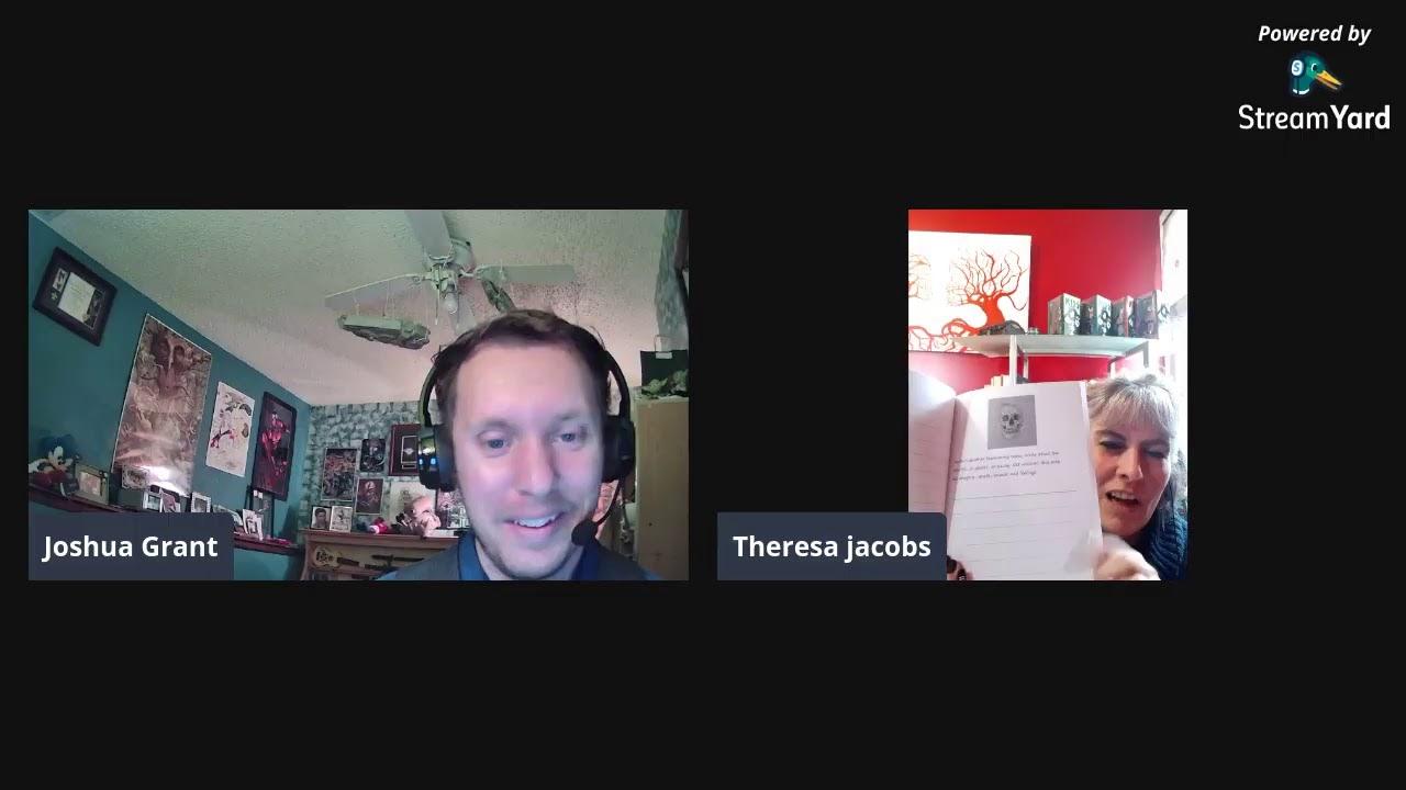 Theresa Jacobs--FILMMAKING, NOVELS, and SUSPENSE--Diabolic Shrimp #15