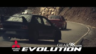 Mitsubishi Evolution - Gear98