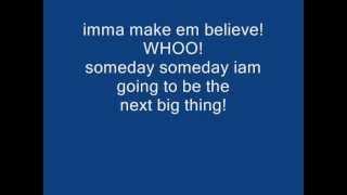 Someday lyrics rags