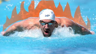 MICHAEL PHELPS' BEST RACE : 48.82s 100m Butterfly NEW WORLD RECORD WC Rome 2009