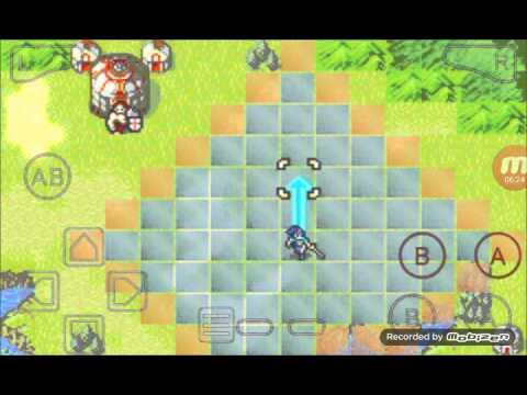 Fire Emblem Gba Gameplay Youtube