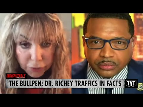 The Bullpen: Dr. Richey Traffics In FACTS
