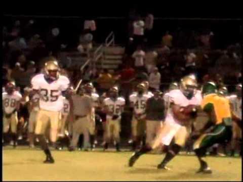 2013 Clover Hill High School Varsity Football vs Midlohtian 092013