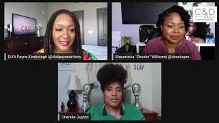 Beaute Talks! w/ Wig Artisan Cherelle Guyton