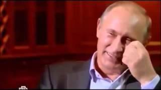 Путина рассмешили тупым вопросом