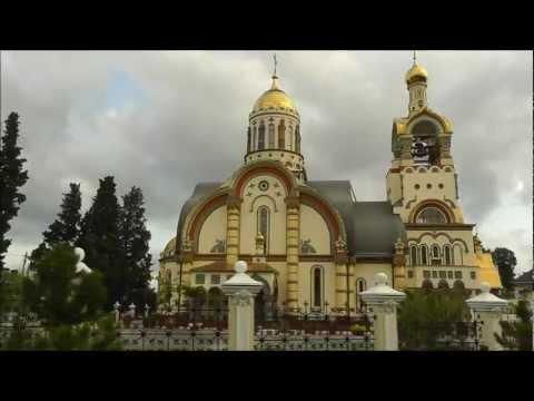 Sochi Russia 12-14.8.2011 (Sotshi Venäjä)