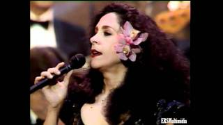 Tom Jobim e Gal Costa - Corcovado - Rio revisited Los Angeles 1987.mp4