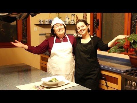 Салат из капусты с майонезом - Рецепт Бабушки Эммы