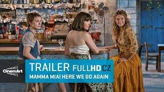 Mamma Mia! Here We Go Again (2018) oficiální HD trailer #2 [CZ]