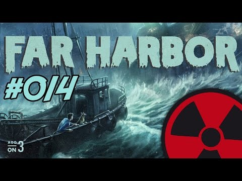 FALLOUT 4 - FAR HARBOR - #014: Weiter im Datenhirn! ☢ [DEUTSCH] -  Lets Play Fallout 4