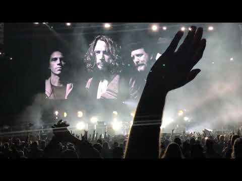 Theresa - Soundgarden Reunited for the Chris Cornell Tribute Concert