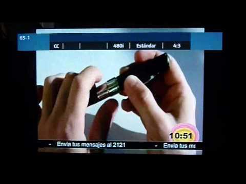 Canal 21 ATSC Digital Terrestre El Salvador Demo (Marzo 2010)
