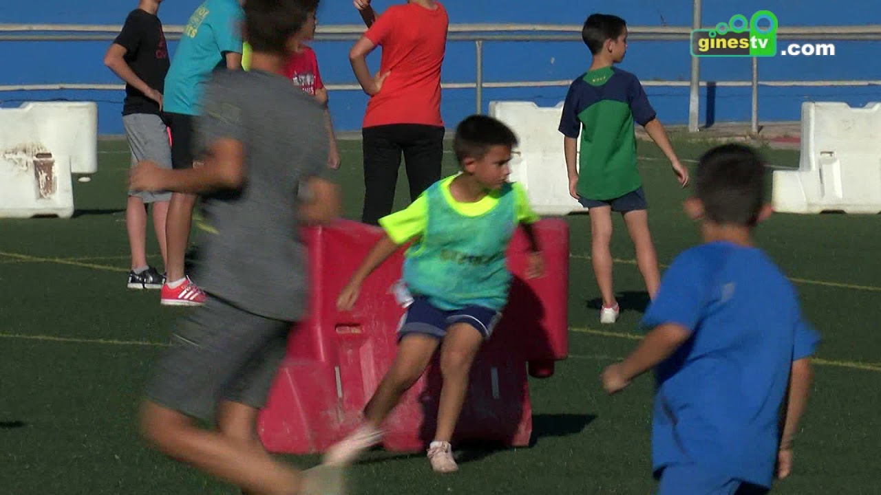 Las escuelas municipales de invierno se despidieron con una gran fiesta deportiva