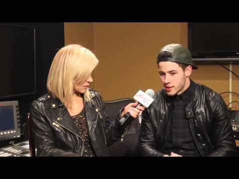 Nick Jonas Kissmas interview 2014