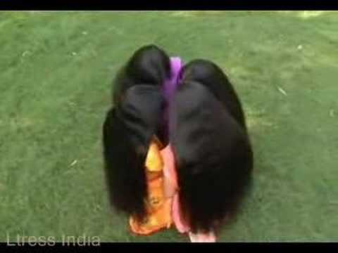 Long Hair Ltress India Youtube