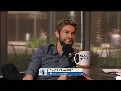 Actor Chace Crawford talks
