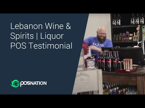 Liquor Store Pos System Lebanon Wine Amp Spirits Pos
