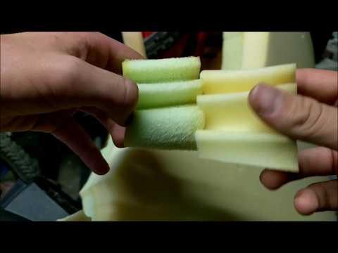 DIY Foam Mattress Cutter