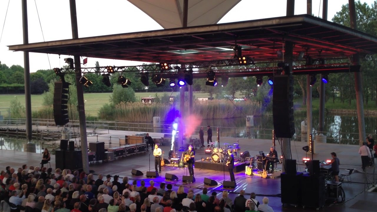 Hollies Sandy Bruce Springsteen Cover Elbauenpark Magdeburg