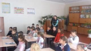 Рятувальники навчають дітей правилам безпеки життєдіяльності в зимовий період