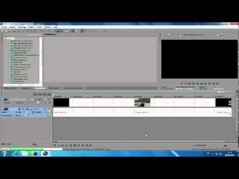 Tuto comment couper une vid o sur sony vegas youtube youtube - Comment couper une video vlc ...