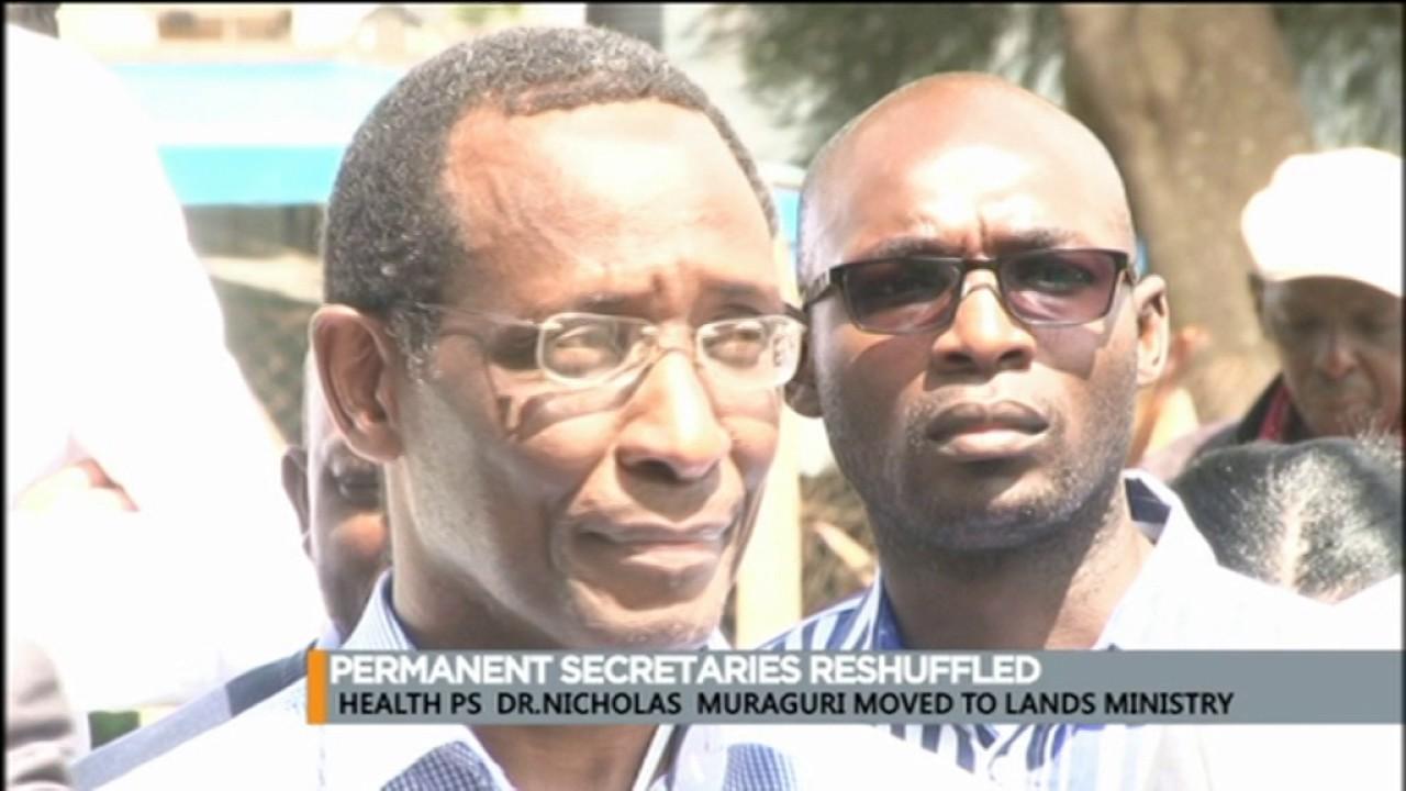 Kenyan Cabinet Secretaries