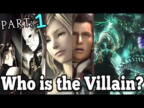 Biggest story misconceptions in Final Fantasy: The real villains of FF7, FF12 & FF13? *spoilers*