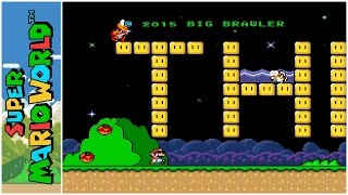 The Great Giana Sisters (w Custom Music) (2015) | Super Mario World Hack