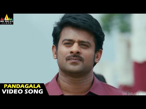 Mirchi Songs | Pandagala Video Song | Latest Telugu Video Songs | Prabhas, Anushka