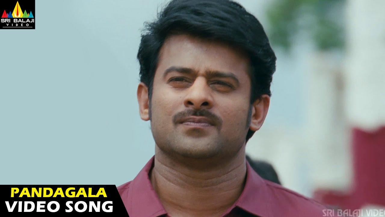 Mirchi Songs | Pandagala Video Song | Latest Telugu Video Songs | Prabhas, Anushka