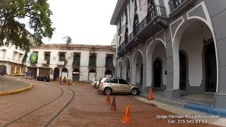 Plaza Mayor Casco Antiguo Panama