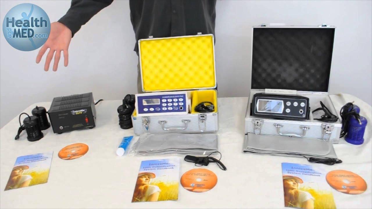 Buy Ionic Foot Detox Machine