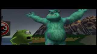 Monsters, Inc. Scare Island (PS2) - Part 1: Opening Cutscene