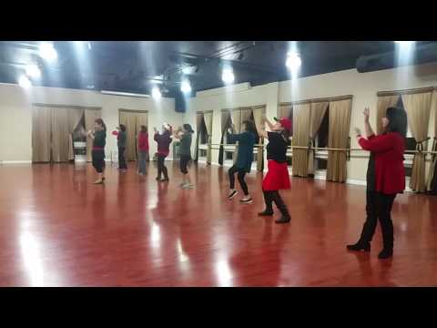 Quest Zumba Christmas Party 2016 4