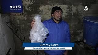 Sabotaje en la captación de la dotación para San Antonio de Ibarra.