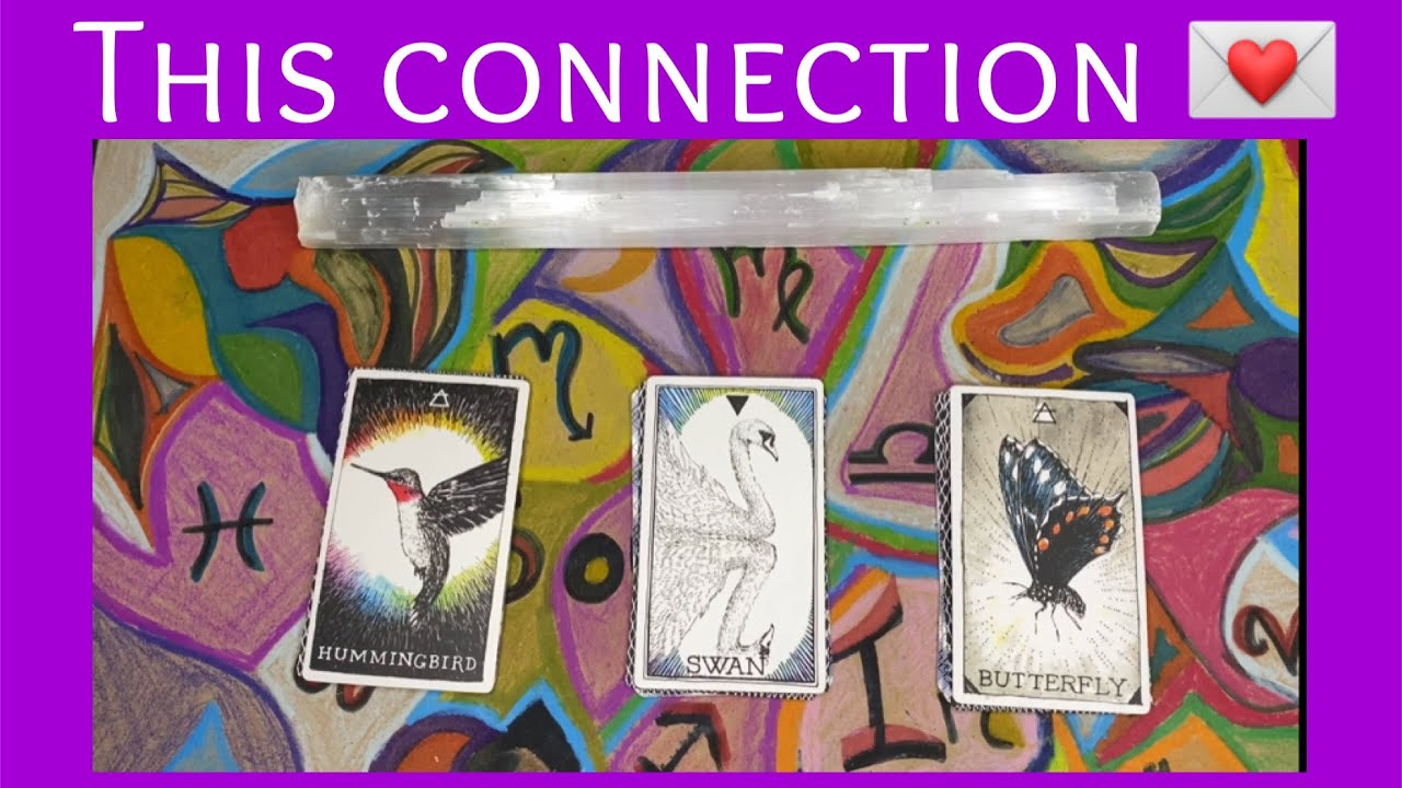 💌THE TRUTH ABOUT THIS CONNECTION / Pick a Card // Tarot Reading #Tarot #Pickacard