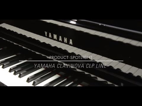 Yamaha Clavinova CLP Overview