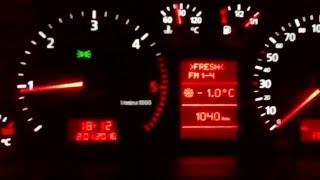 Audi A4 1.9 TDI turbo sound