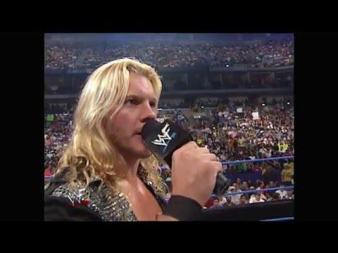 Chris Jericho and Chris Benoit promo: SmackDown, Aug 24, 2000