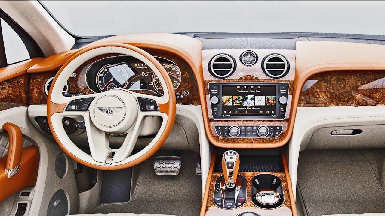 2016 Bentley Bentayga Tailoring And Personalisation