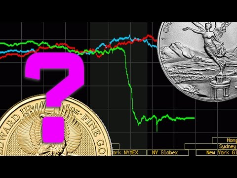 What Is Behind The Drastic Drop In Gold & Silver Prices?