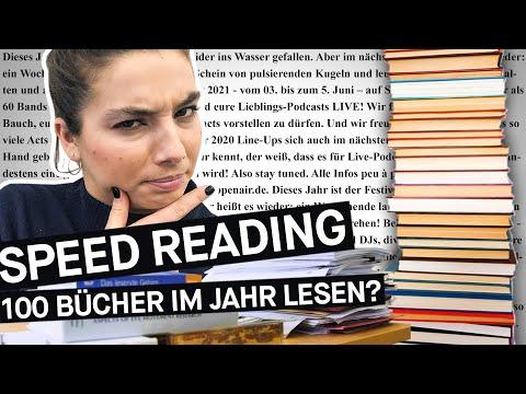 Speed Reading: Doppelt so schnell lesen in nur einer Woche?    PULS Reportage