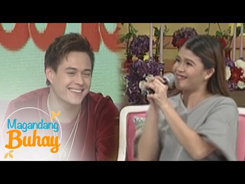 Magandang Buhay: Momshie Melai saw something in common between Enrique and Liza