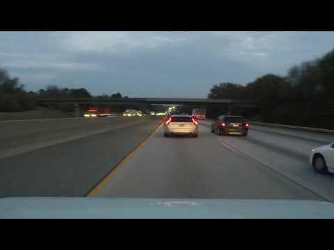 Drive from Atlanta to Warner Robins